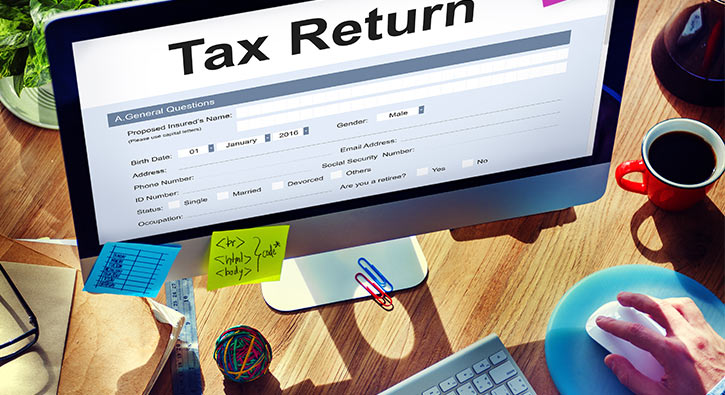 Online filing to HMRC